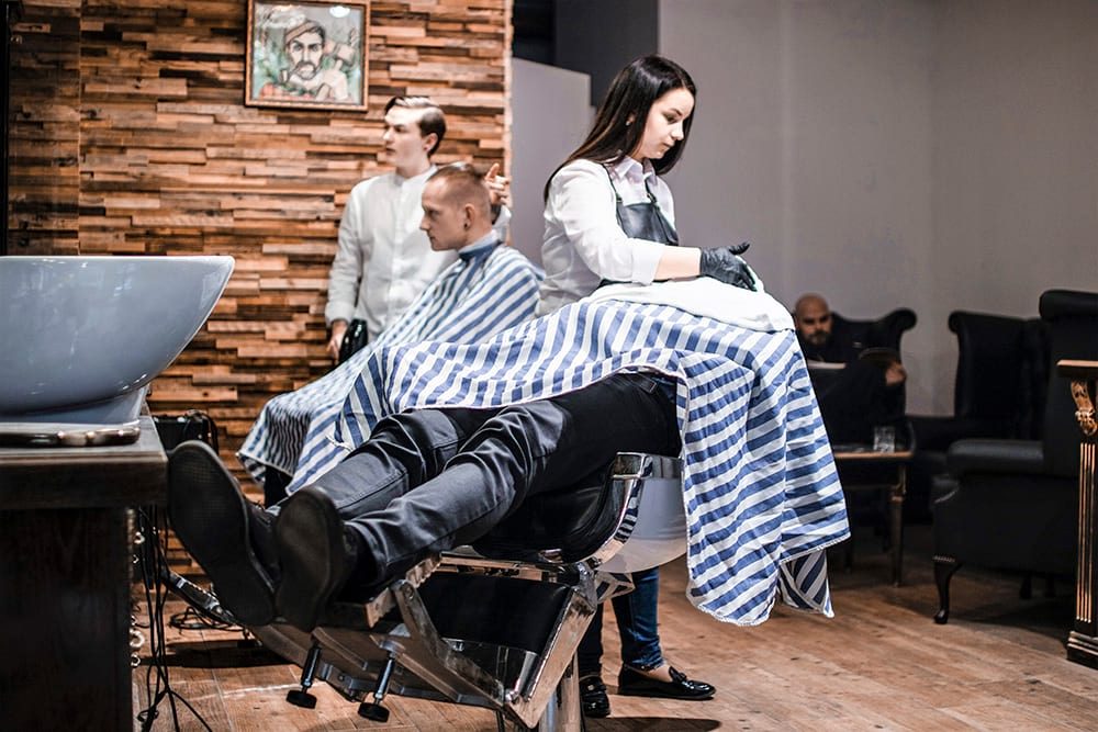Barbershop Pronksi