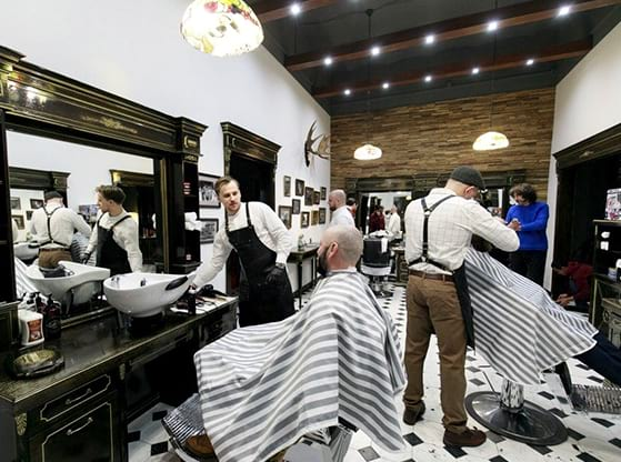 Barbershop Saint Petersburg